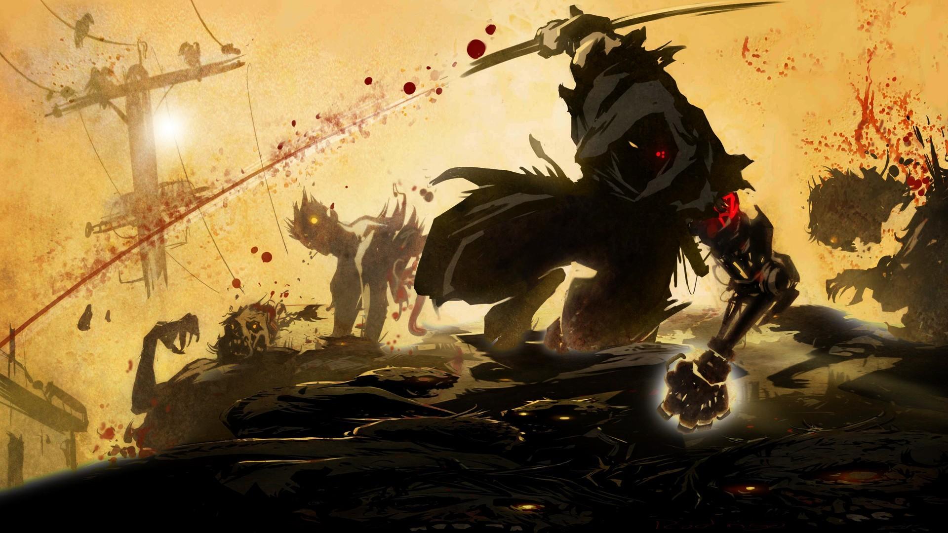 Yaiba Ninja Gaiden Z Slashes Its Way To Xbox 360 And Playstation