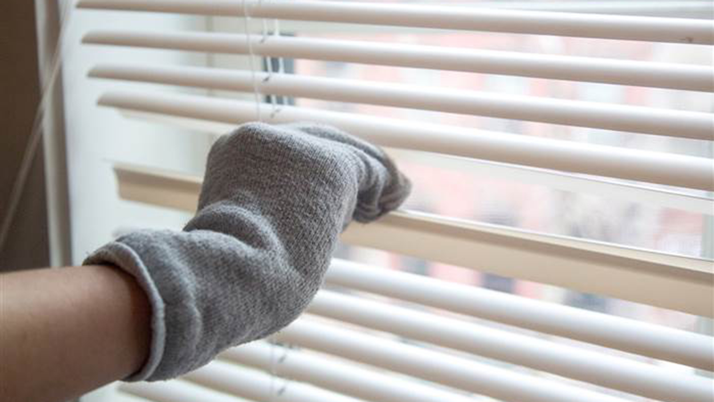 spring cleaning blinds