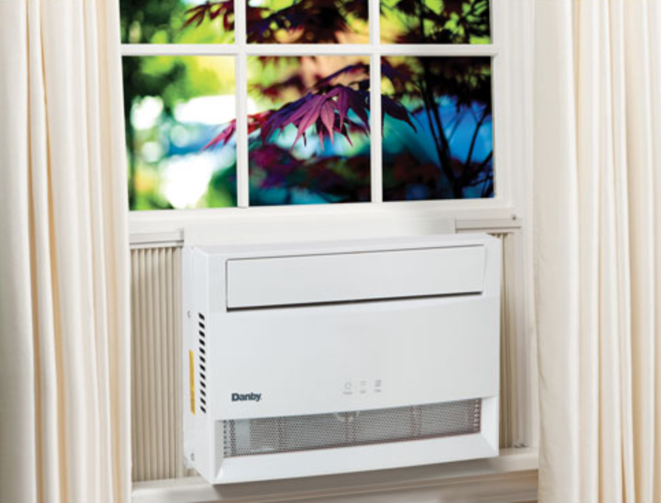 danby window air conditioner lifestyle