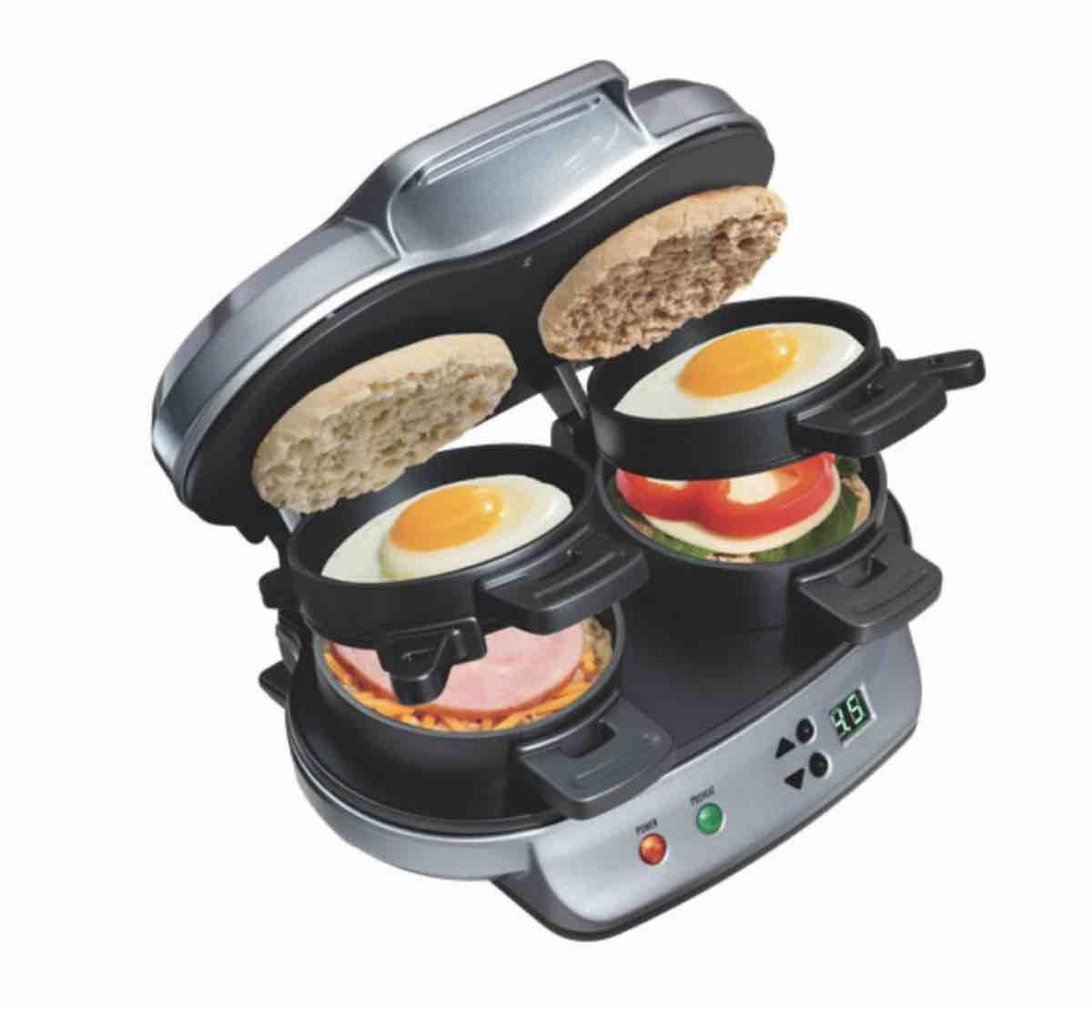 breakfast sandwich maker back to school small kitchen appliances