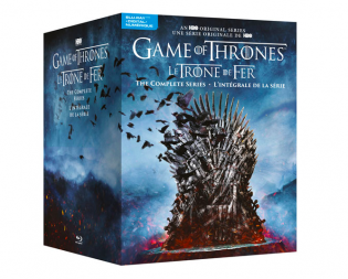 game of thrones blu ray set