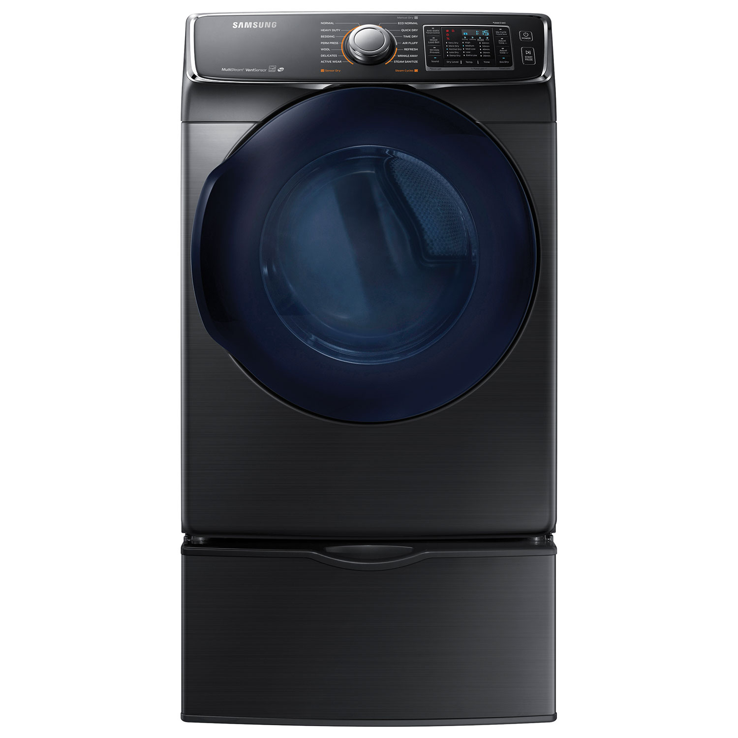 samsung steam dryer