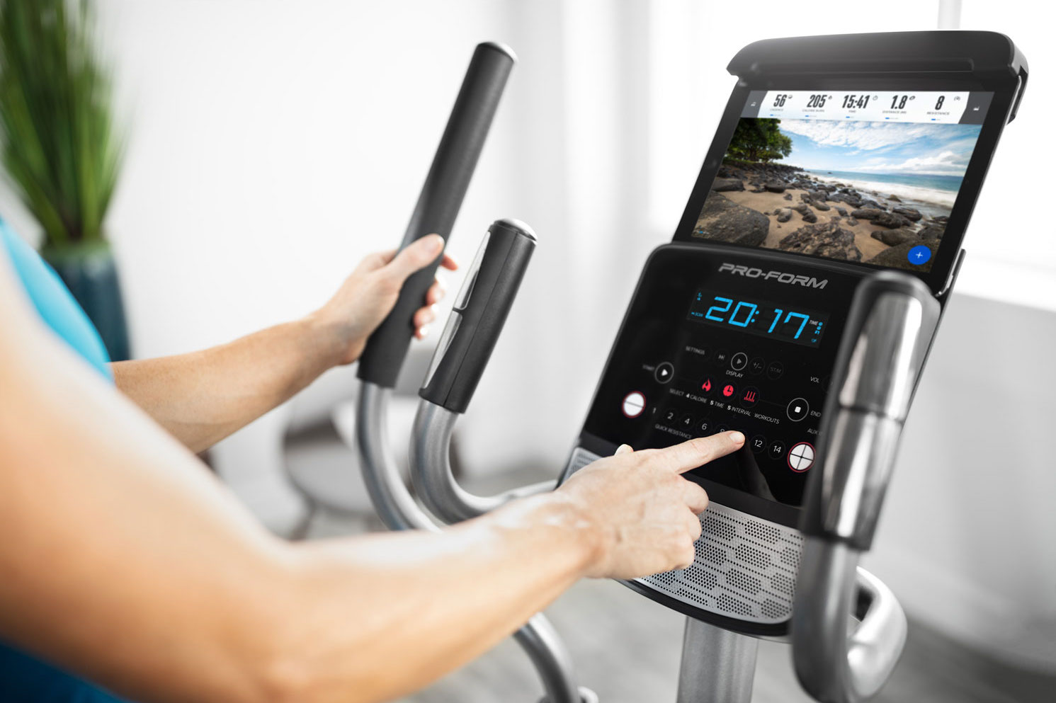 why heart rate matters - elliptical machine
