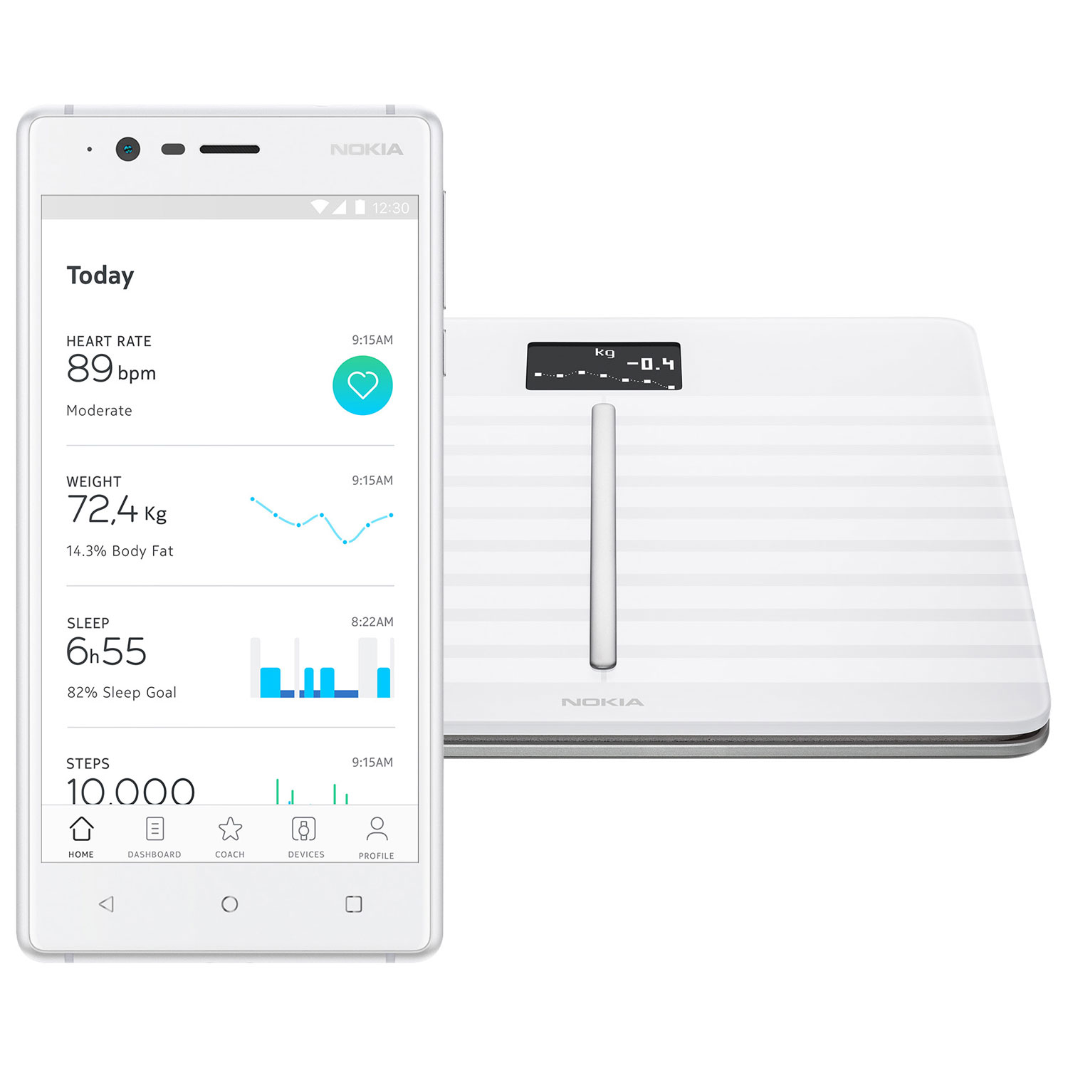why heart rate matters - nokia smart scale with heart rate