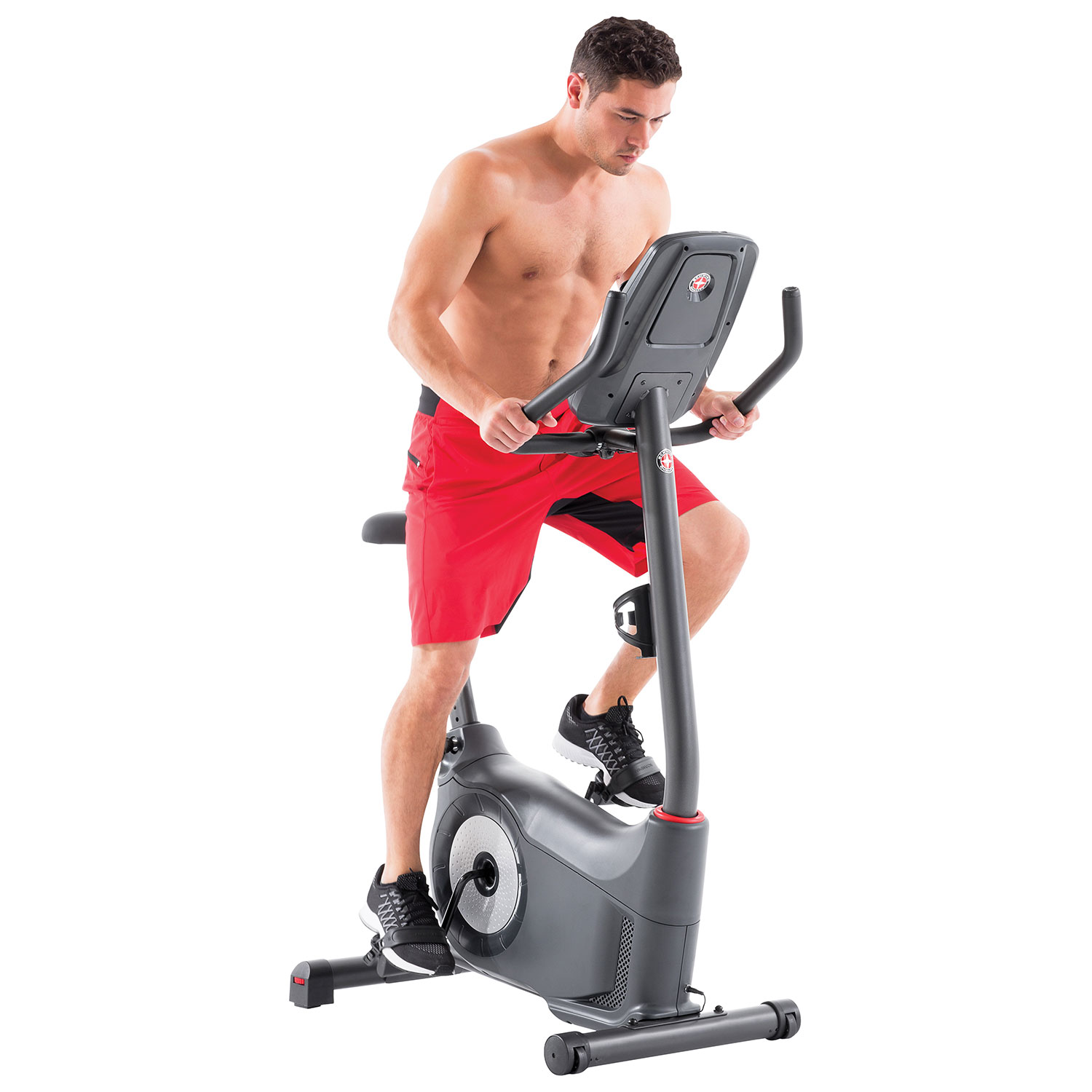 why heart rate matters - schwinn upright bike