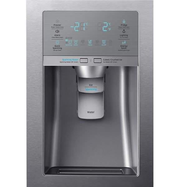 sparkling water dispenser