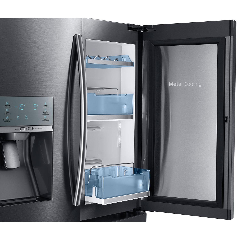 two drawer freezer