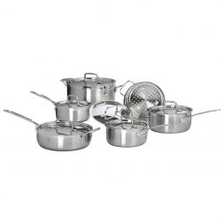 Cuisinart 12-piece stainless steel