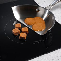 example induction cooking