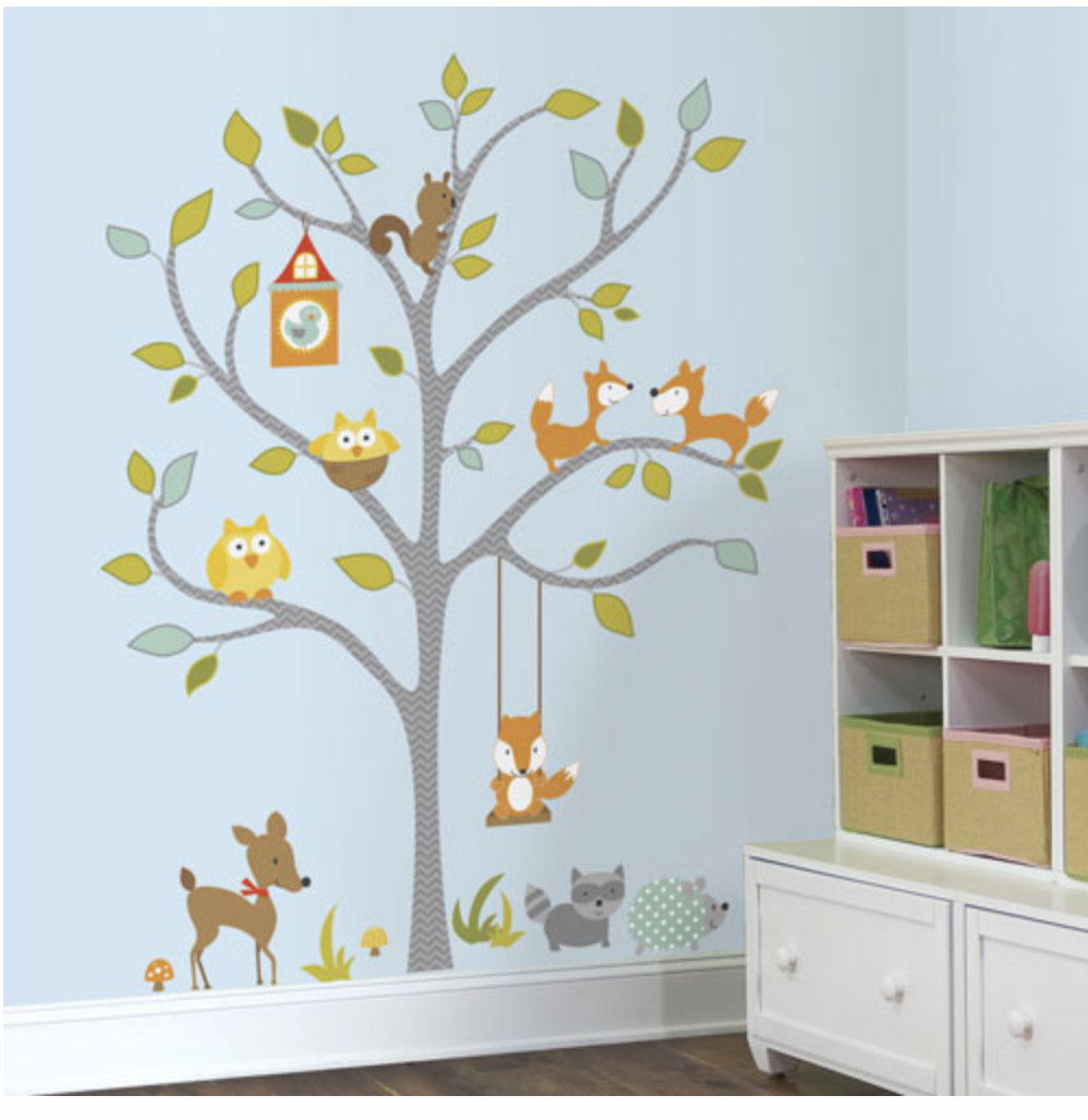 wall decals for kid's rooms