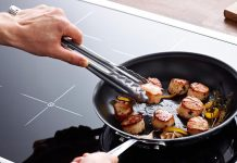 induction range cookware
