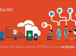 Office 365 new features