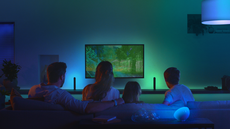 How To Improve Lighting In Your Media Tv Room Or Home Theatre Best Buy Blog