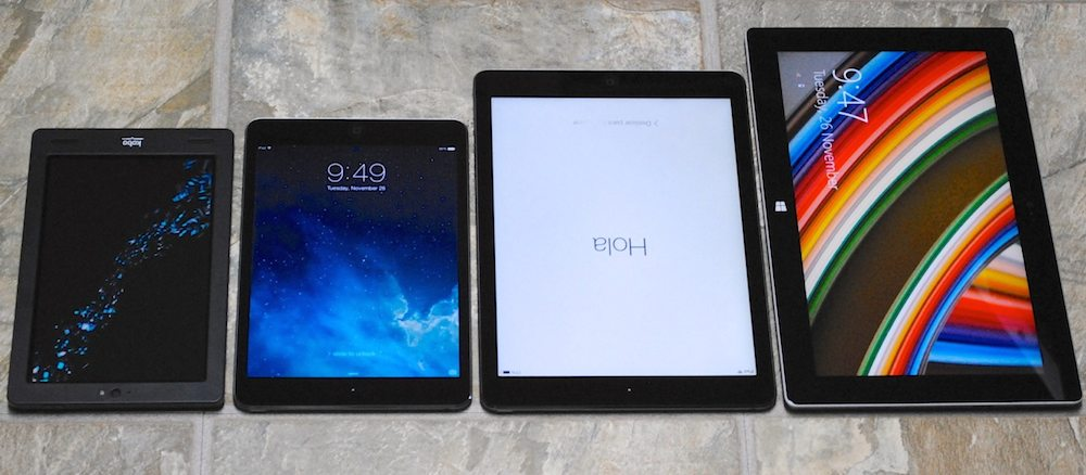 Tablets what display size should i choose best buy blog for Table th size