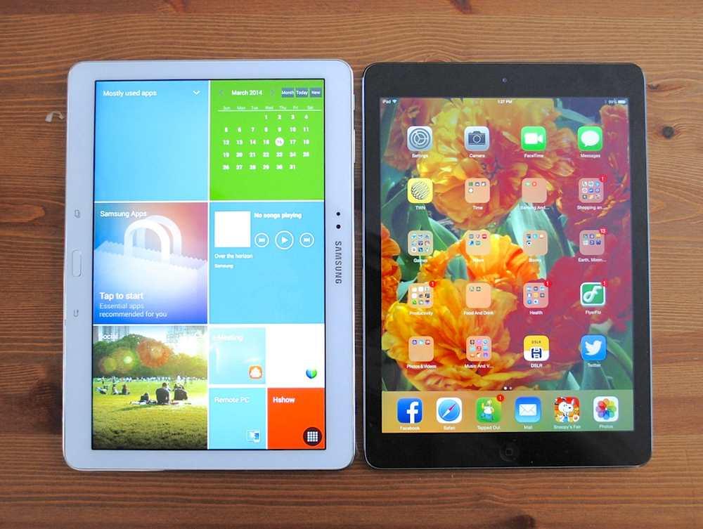 Tablets: what display size should I choose? | Best Buy Blog