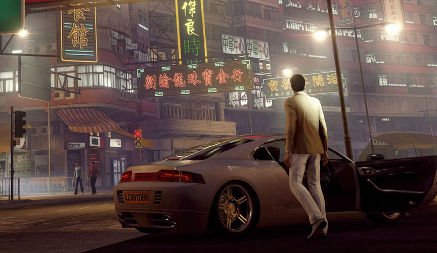 Sleeping Dogs Definitive Edition A Critically Acclaimed Open Word