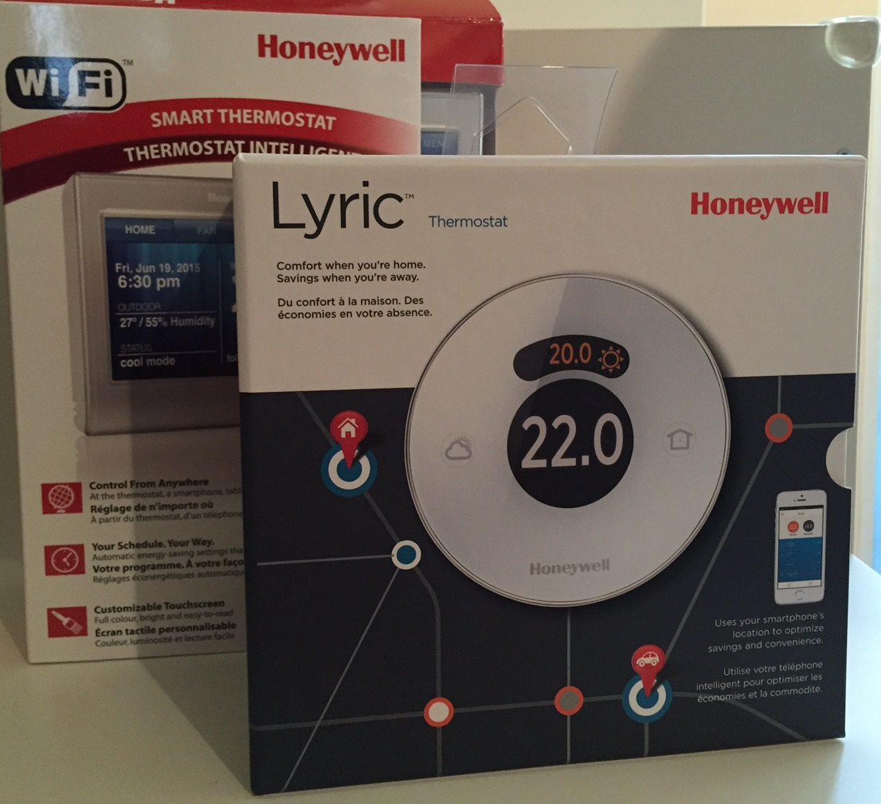 Honeywell Brings Its Thermometers To The Smart Home Market