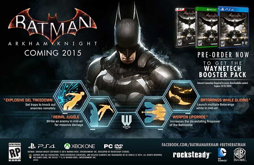 Wayne technologies and harley quinn come your way by pre ordering bakboosterpackpre orderg voltagebd Choice Image
