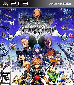 kingdom hearts hd 2 5 remix disney meets final fantasy with an hd