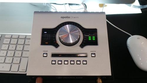 UA Apollo Twin