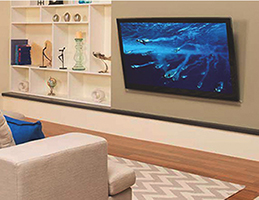 Tv mount for 65 inch tv Wall Mountedtvjpg Best Buy Blog Best Buy Canada When To Mount Your Tv And Why You Need Tv Stand Best Buy Blog