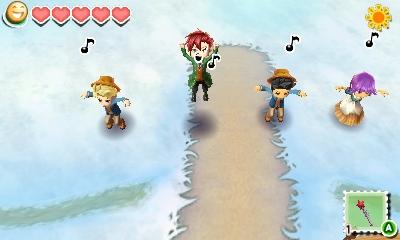 Story of Seasons Multiplayer