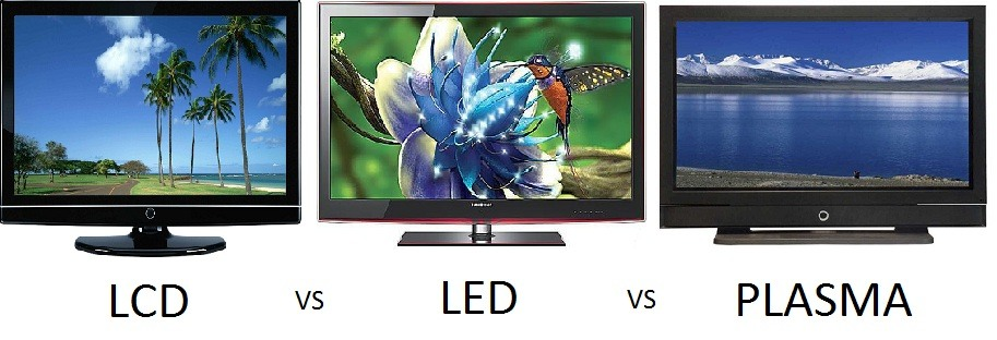 What Is the Difference Between Led, Lcd and Plasma?