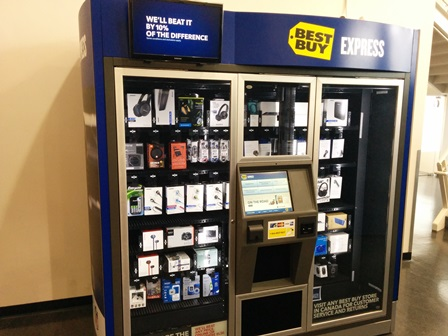Best Buy Kiosks Electronic Vending Machines Surprisingly Effective Best Buy Blog