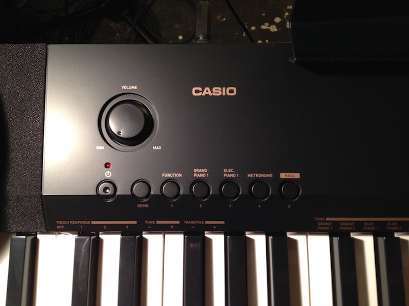 CDP-130 Controls