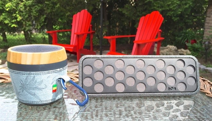 Review: House of Marley Chant Mini and Liberate Bluetooth speakers