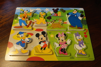 A Closer Look At Melissa Amp Doug S Mickey Mouse Clubhouse