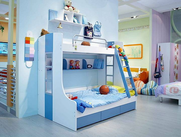 Custom Kid Bedroom Sets Ideas