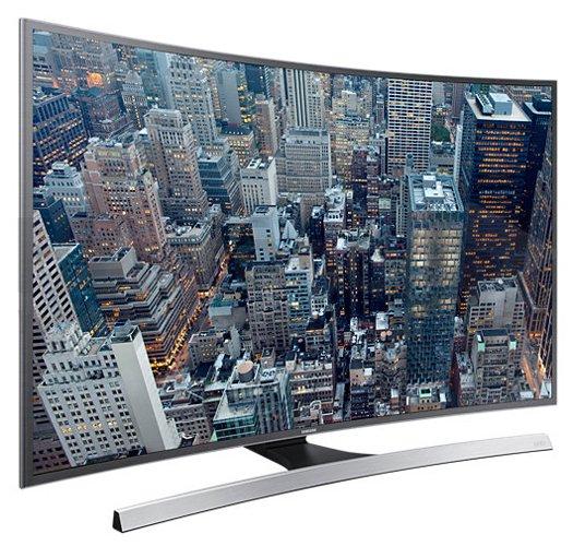 "Review  Samsung 65"" 4K Ultra HD Curved Tizen Smart TV (JU6800 ... edc7d9bff"