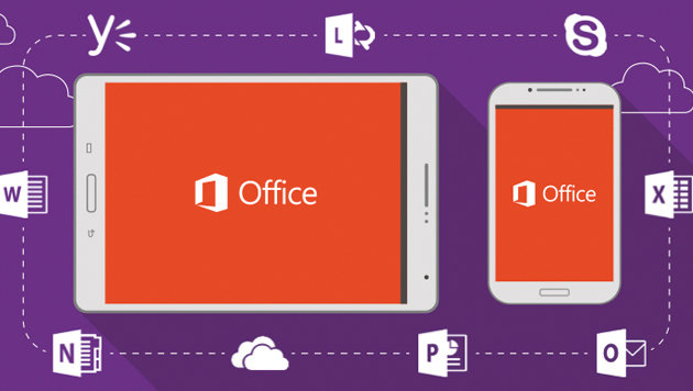 Using Office 365 on your smartphone and tablet
