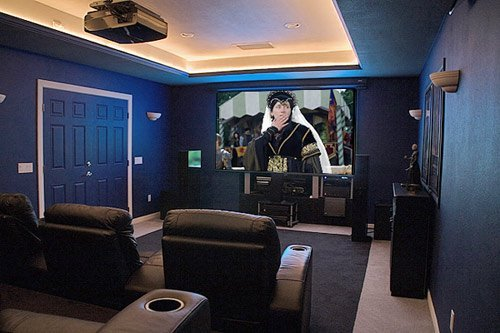 Turn Your Kid Space Into The Ultimate Home Theatre Room