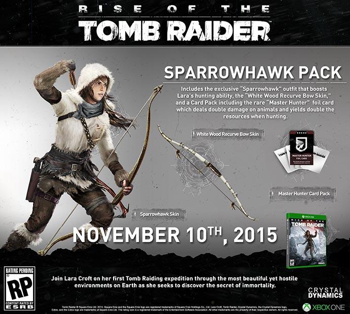 Rise Of The Tomb Raider Art Silk Fabric: Pre-order Rise Of The Tomb Raider For Xbox One And Receive