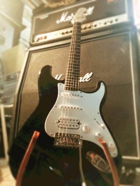 Fender Shootout! The Squier Bullet Stratocaster vs  Squier
