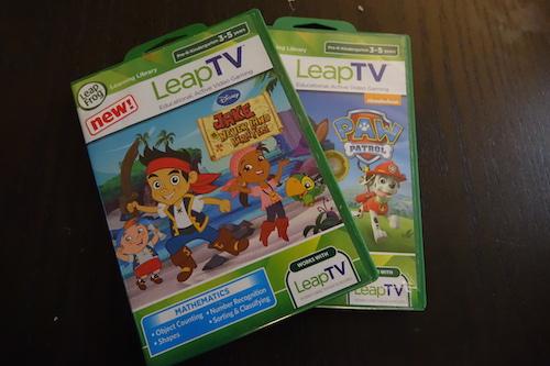 leapfrog leaptv game cartridges.JPG