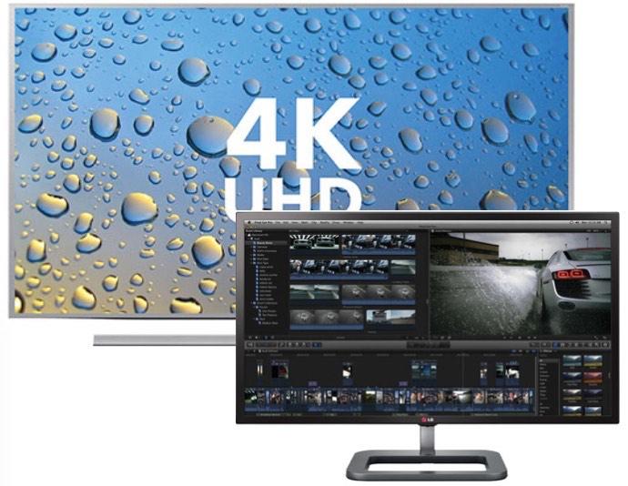 4K computer monitor