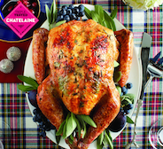 Herb and garlic turkey recipe