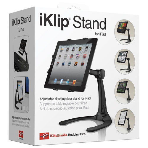 iKlip Stand for iPad