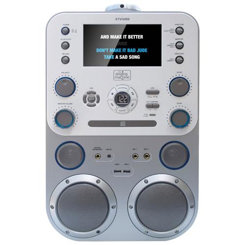 Singing Machine Classic Karaoke Machine