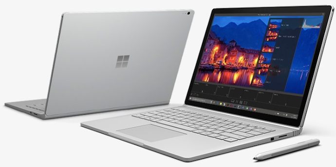Introducing The New Surface Book Microsoft S First Ever
