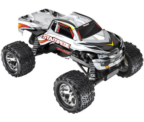 Traxxas Stampede 2WD 1/10 Scale RC Monster Truck Review ...