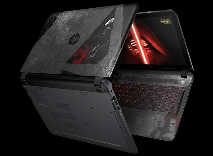 HP Darkside: Star Wars themed laptop brings the power of ...