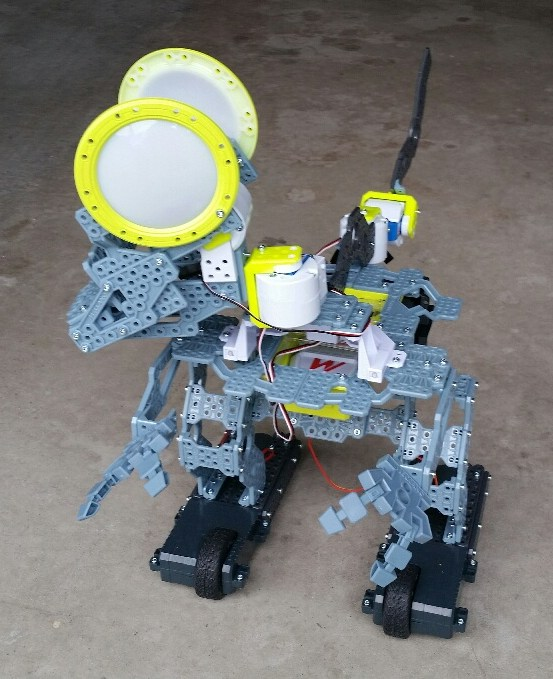 Meccano Meccanoid G15 Personal Robot Review Best Buy Blog