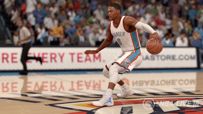 nba live 16 ps4 unboxing christmas