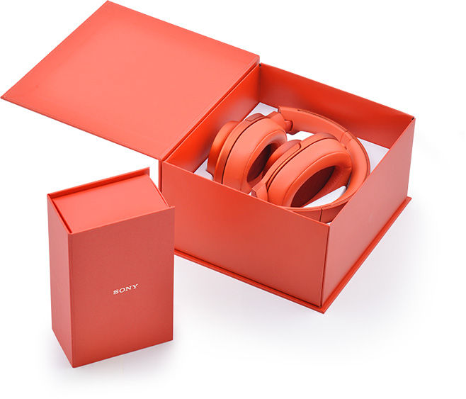 Review: Sony h.ear on/in stereo hi-res headphones (Coming