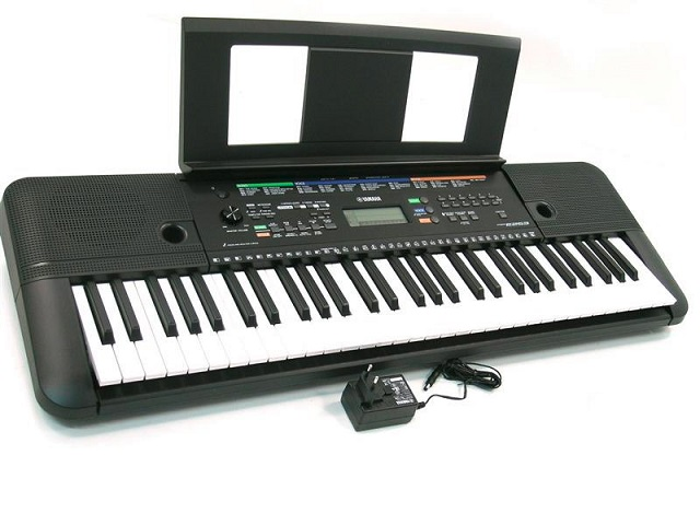 Yamaha PSR E253 Keyboard Review