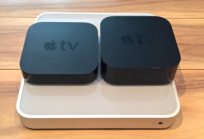 Apple TV: What are the differences between the 3rd and new